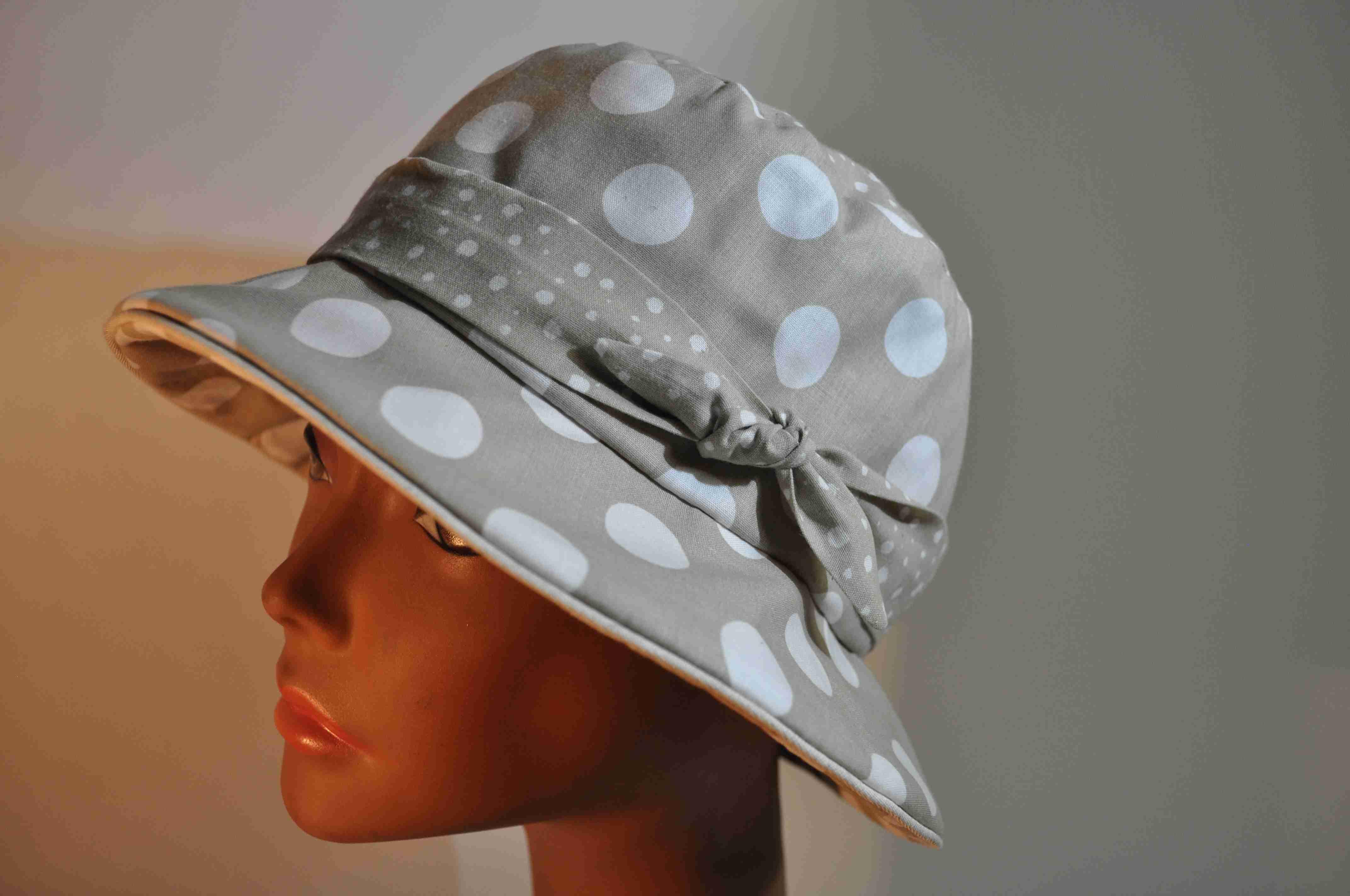 Chapeaux en coton