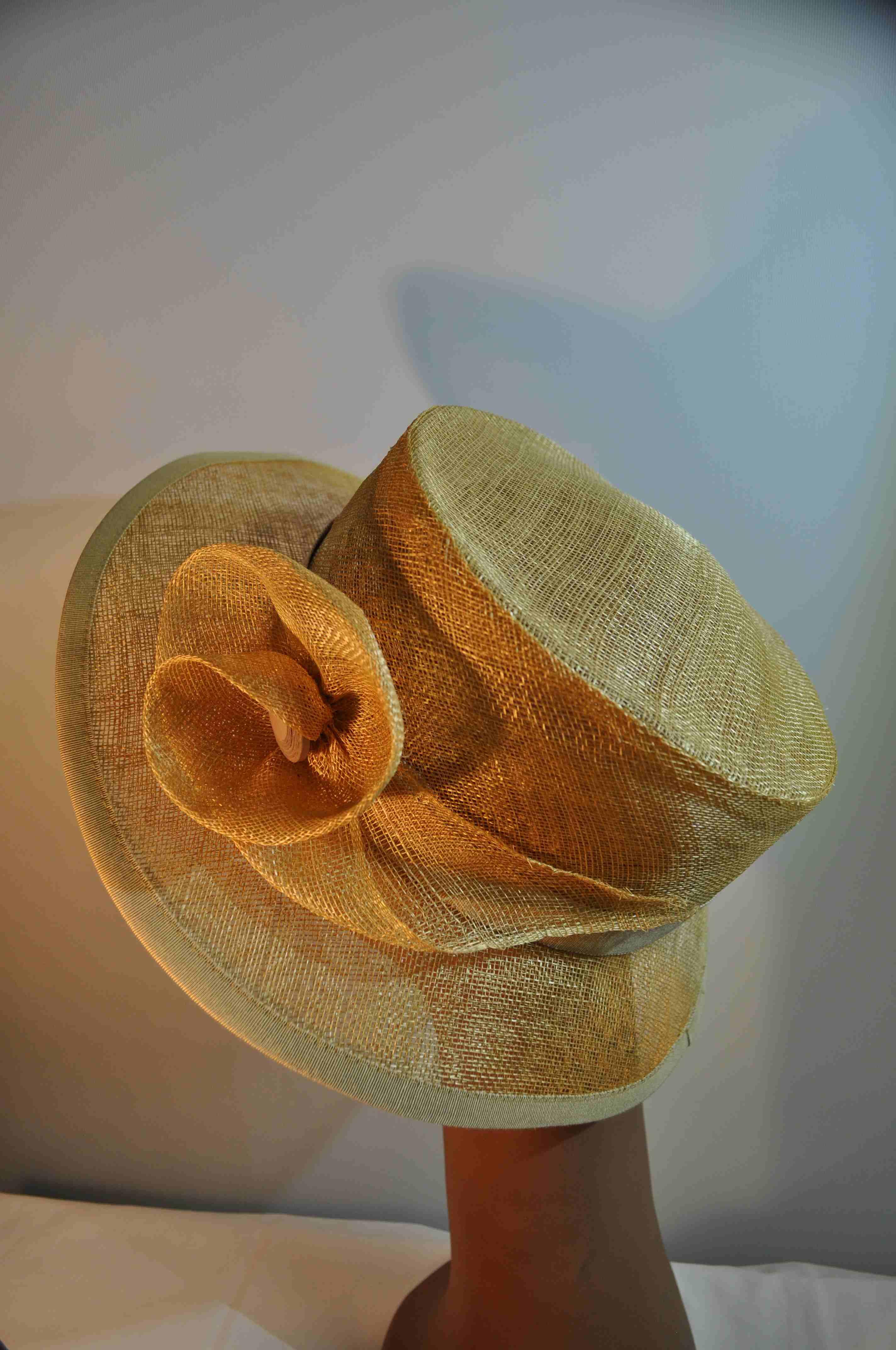 Chapeaux en paille