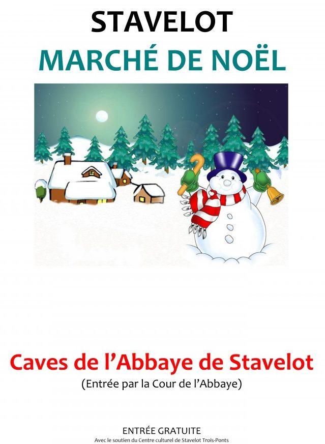 Marché de Noël de Stavelot 2019